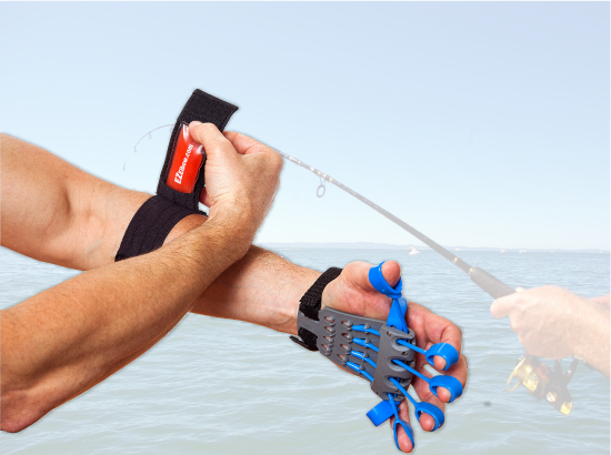 Anglers Elbow Performance Therapy System - Click Image to Close
